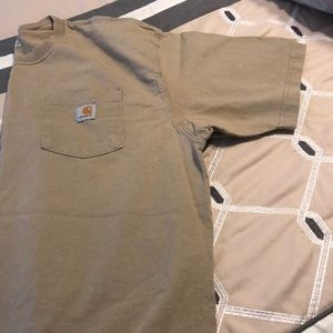 Men's Carhartt XL T-shirt